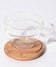 Afternoon Tea LIVING/耐熱ガラスカップ&ソーサー/500960302
