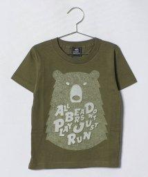 KRIFF MAYER(Kids)/ARTISTコラボTEE(bear)(120~130cm)/500979051