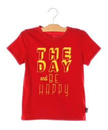 SHIPS KIDS/THE DAY:プリント TEE(145~160cm)/500987350