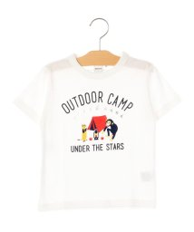 SHIPS KIDS/OUTDOOR PRODUCTS×SHIPS KIDS:プリント TEE(100~130cm)/500987355