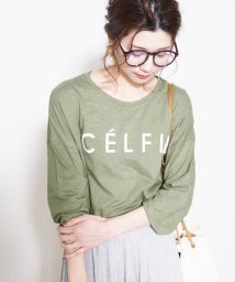 reca/ロゴTシャツ-CELFIE/500988789
