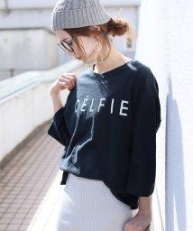 reca/ロゴTシャツ CELFIE/500988789