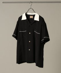JOURNAL STANDARD/STYLE EYES  / スタイルアイズ : RAYON BOWLING SHIRT TWO TONE/500989910