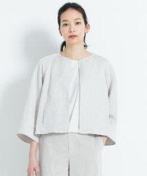 JIYU-KU /シャンブレービエラ ジャケット/500990111