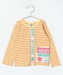 apres les cours / REDDY APPLESEED/ボーダーカーディガン/500981613