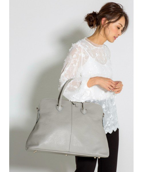 STYLE DELI(スタイルデリ)/【MAURIZIO TAIUTI 】01-travel boston bag/232802
