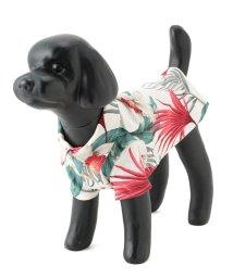 ROPE PICNIC PASSAGE/【DOG】ALOHA SHIRTS/500990657