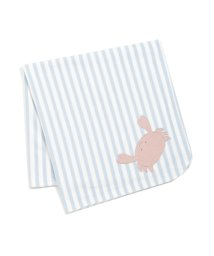 gelato pique Kids&Baby/パイルボーダー baby ブランケット/500990805