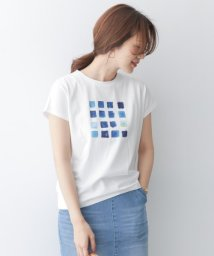 URBAN RESEARCH DOORS/COTTON PRINT T-SHIRTS/500990926