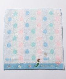 Afternoon Tea LIVING/サマー刺繍クールミニタオル/500927358