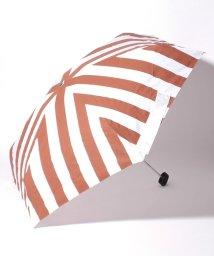 en recre/【CASSELINI】ストライプ折り畳み傘/500981403