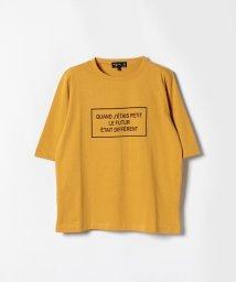 agnes b. FEMME/SBJ7 TS Tシャツ/500984302