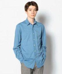 TOMORROWLAND MENS/デラヴェコットン ワイドカラーシャツ/500991081