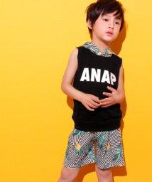 ANAP KIDS/リーフ柄SETUP/500985058