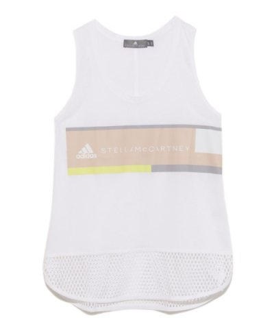 【adidas by Stella McCartney】ESS LOGO タンク