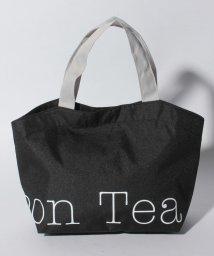 Afternoon Tea LIVING/マグネットボタンポケットートバッグ/500975249