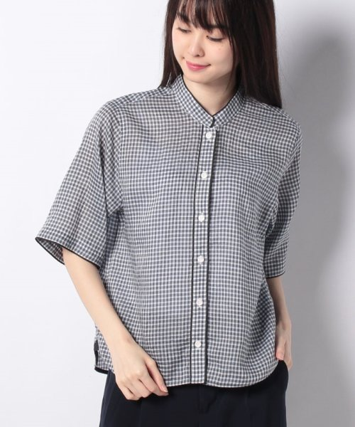 OLD ENGLAND(オールド イングランド)/WEB限定【OEPP】ギンガムチェックシャツ/58406091