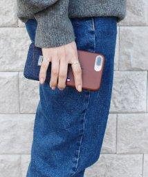 kajsa/〈Kajsa〉Denim Pocket Backcase/500894066