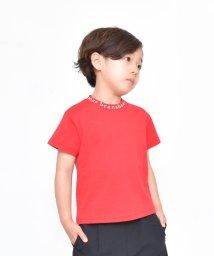 branshes/【限定】ネックロゴTシャツ/500986231