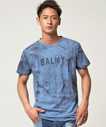 anchor craft/anchor craft【アンカークラフト】BALMYフォトプリントくクルーネック半袖Tシャツ/500994870