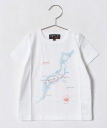 agnes b. ENFANT/SAT7 E TS  Tシャツ/500988333