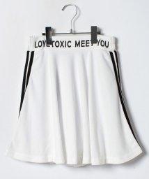 Lovetoxic/ウエストロゴサイドラインカットソースカパン/500988613