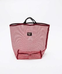 ABAHOUSE/【BAGS USA】メッシュトートバッグ/500997090