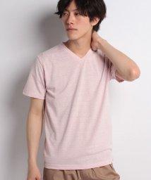 UNION STATION/VネックTシャツ/500991939