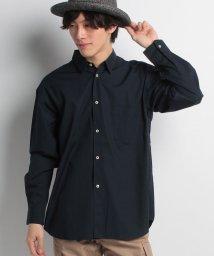 Collective/ソリッドカラーコットンシャツ/500991942
