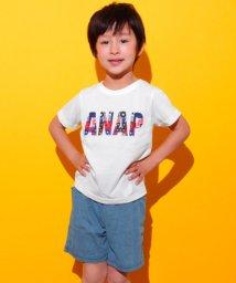 ANAP KIDS/カットデニムハーフパンツSETUP/500992687