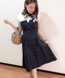 Noela/トレンチ風ワンピ/500993536