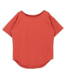 titivate/ラウンドネックベーシックゆるTシャツ/500999015