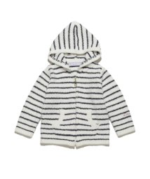 gelato pique Kids&Baby/【family collection】2ボーダー baby パーカ/501001129
