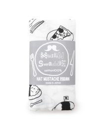 Adam et Rope Le Magasin/【HAT MUSTACHE RIBBON】モスリンコットンスワドル/500978921