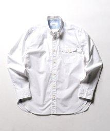 NOLLEY'S goodman/タイプライターボタンダウンシャツ/500984531