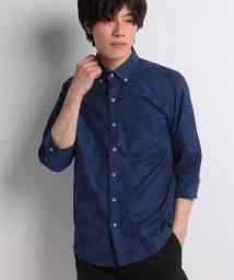Men's Bigi/ボタニカルシャツ/500991928