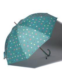 estaa/日傘estaa×naniiROTextile/エスタ×ナニイロテキスタイル晴雨兼用長傘遮光colorfulpocho/500994476