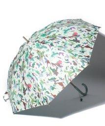 estaa/日傘estaa×KotoThouin/エスタ×コトトワン晴雨兼用長傘遮光夕日をちぎる/500994488