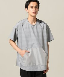 JOINT WORKS/スミダシャツ pullover nylon poc s/s shirt/501003449