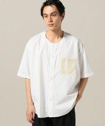 JOINT WORKS/スミダシャツ baseball nylon poc s/s shirt/501003450