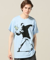 JOINT WORKS/BANKSY*JOINT WORKS PRINT TEE/501003475