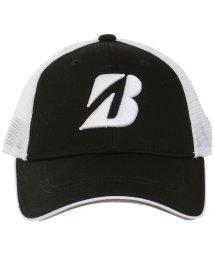 BRIDGESTONE/ブリジストン/メンズ/BSG HALFMESHUCAP CPG714 BLK/501003547