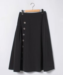 Leilian PLUS HOUSE/ラップ風スカート/500883108