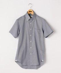 NOLLEY'S goodman/ノンプレス半袖ボタンダウンシャツ/500991894