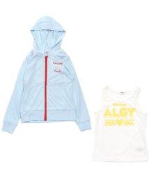 ALGY/UVパーカ&タンクセット/500998834