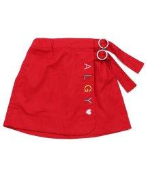 ALGY/カラフルロゴラップ風スカート/500998844