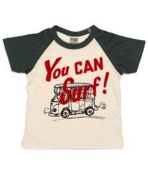 F.O.KIDS / F.O.KIDS MART/4色2柄キャンプTシャツ/500998912