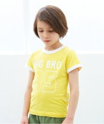 apres les cours/ナンバリング半袖Tシャツ/500998935