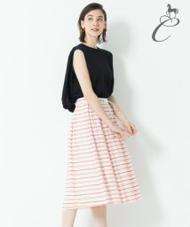 JIYU-KU /【Class Lounge】RANDOM BORDER スカート/501005503