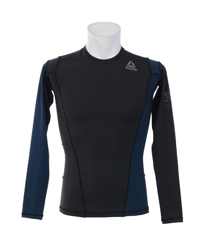 リーボック/メンズ/ワンシリーズ LT COMP ロングスリーブTシャツ